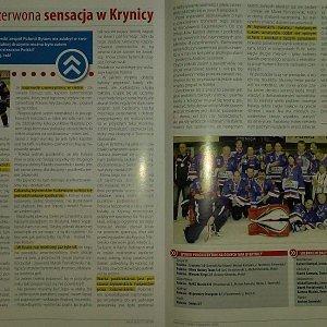 """Amatorzy – """"Niebiesko czerwona sensacja w Krynicy"""" – MH 2009"""