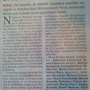 """Amatorzy – """"Srebro dla amatorów"""" – ŻB 2015"""