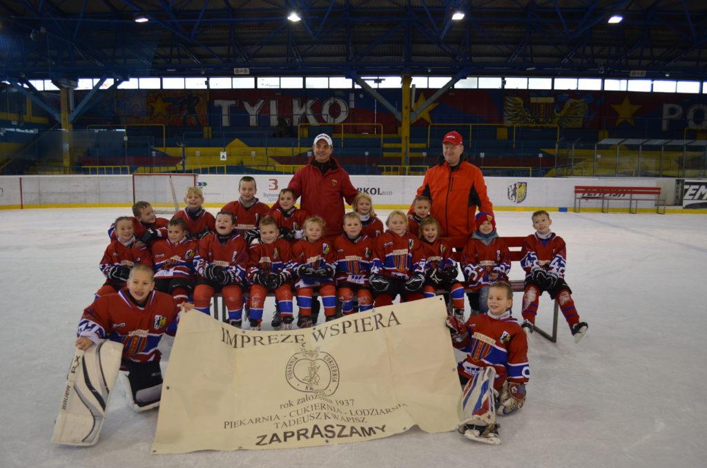 Turniej Minihokeja Rocznik 2009 i młodsi w Bytomiu